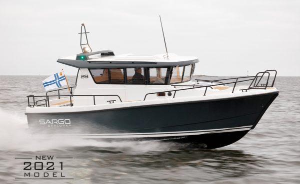 Sargo28 Explorer range 2021