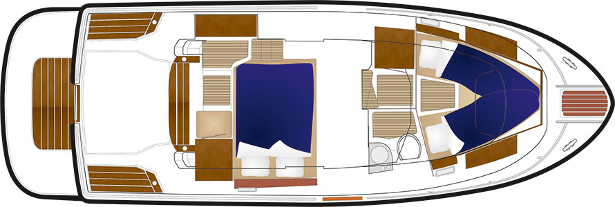 sargo 31 new lower deck