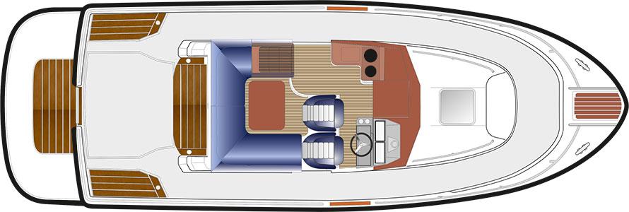 sargo 31 new upper deck